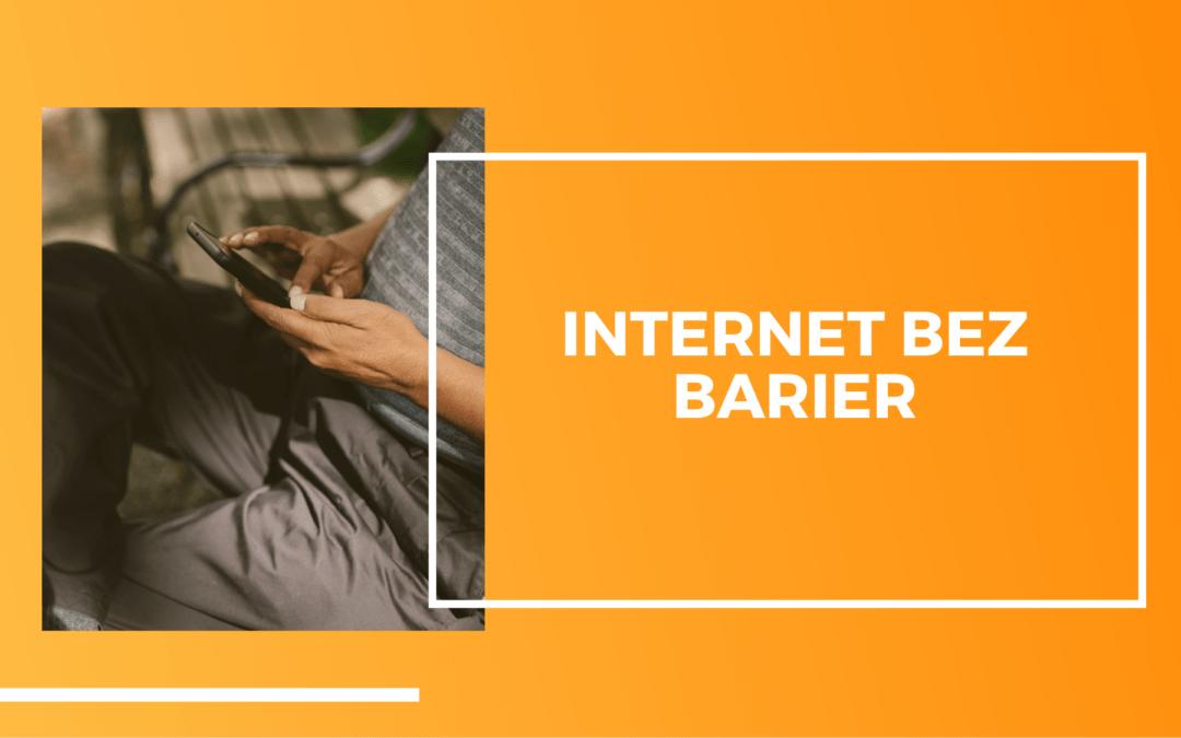 Internet bez barier