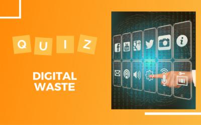 Quiz: Zmierz się z digital waste!