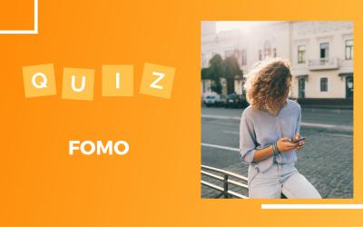 Quiz: Czy okiełznasz syndrom FOMO?